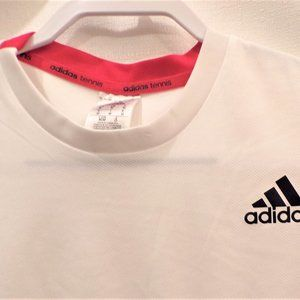 adidas Shirts - Adidas Athletic Performance Tennis Tee Shirt